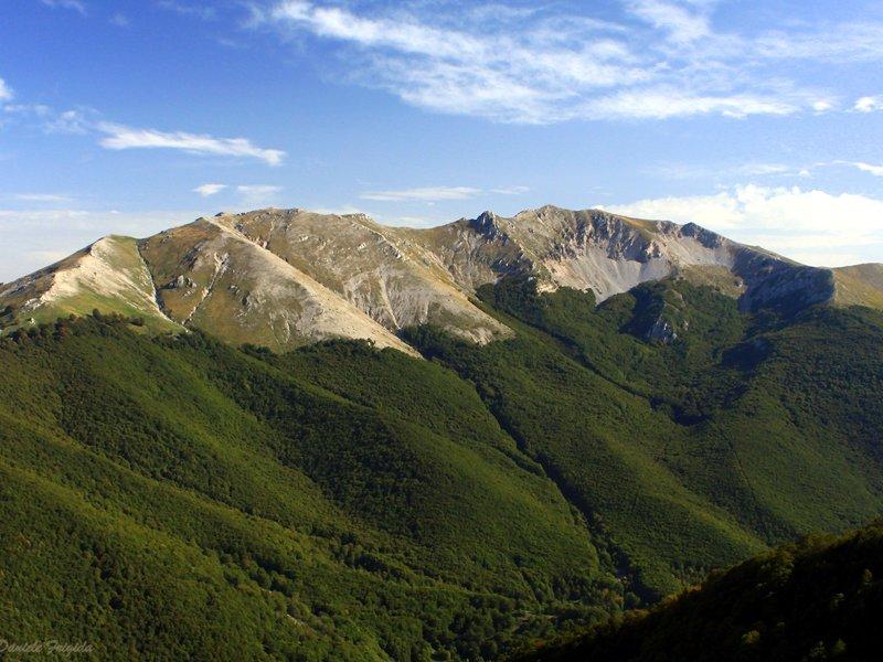 Progetto di valorizzazione turistica del Parco dei Monti Simbruini