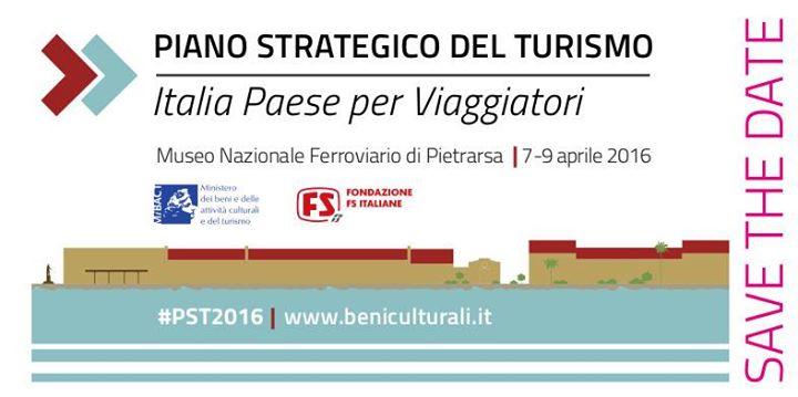 A Pietrarsa dal 7 al 9 aprile gli Stati Generali del Turismo