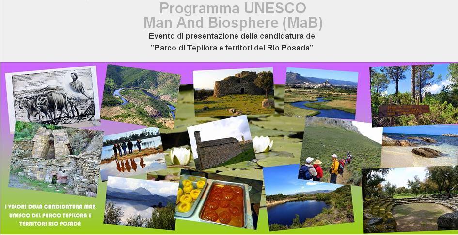 I valori della candidatura MAB Unesco del Parco di Tepilora e Territori Rio Posada
