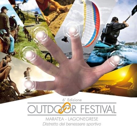 Outdoor Festival Maratea-Lagonegrese, un week-end di benessere, sport, natura