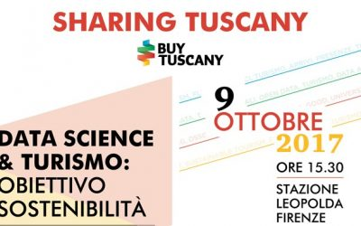 Data Science & Turismo: obiettivo sostenibilità, a Firenze il 9 ottobre