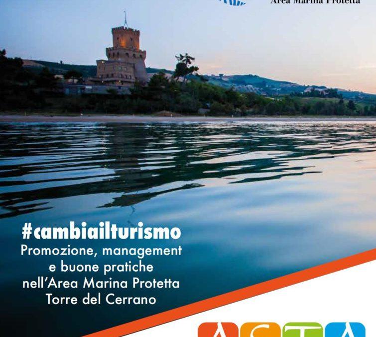 #CambiailTurismo, la settima edizione di ASTA approda nell'Area Marina Protetta Torre del Cerrano (Te)