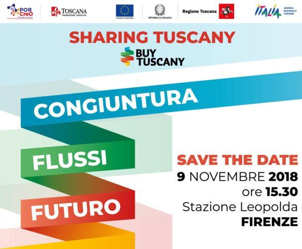 Il turismo, tra Congiuntura, Flussi e Futuro, al centro di Sharing Tuscany 2018