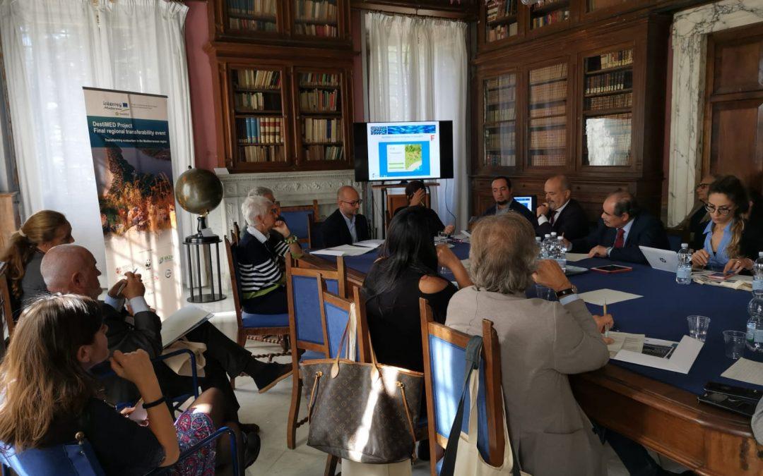 Ecoturismo, DestiMED lancia 13 pacchetti nelle aree protette del Mediterraneo